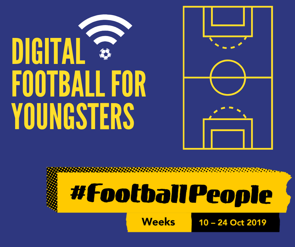 Digital Football for Youngsters